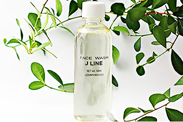 J LINE FACE LOTION(化粧水)